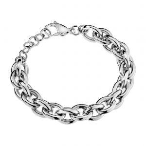 Calvin Klein Statement Silver Tone Bracelet