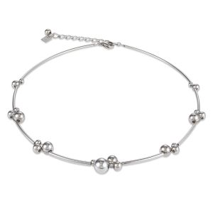 Coeur De Lion Silver Necklace