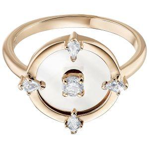 Swarovski North Motif Ring - Rose-Gold Plated 5495776