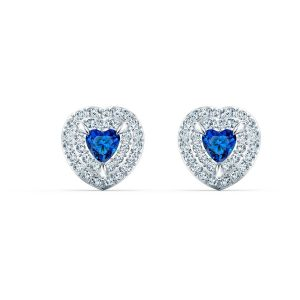 Swarovski Anniversary Crystal Heart Earrings 2020