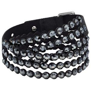 Swarovski Power Collection Slake Bracelet, Black