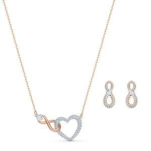 Swarovski Swan Infinity Set - 5521040