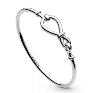Infinity Knot Bangle-598893c00-16, 598893c00-17.5, 598893c00-19