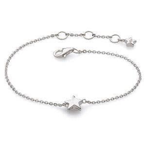 Kit Heath Miniature Shining Star Silver Bracelet 70034HP024