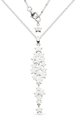 Kit Heath Stargazer Galaxy Silver Necklace