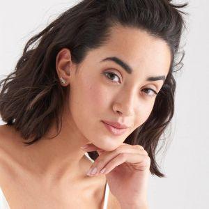 Ania Haie Glow Bar Stud Earrings - Gold E018-04G