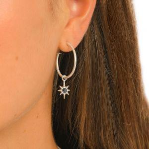 Annie Haak Astra Silver Earrings E0292PR