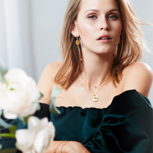byBiehl Beautiful World Gold Necklace