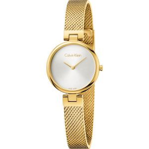 Calvin Klein Ladies Authentic Watch, Gold Tone