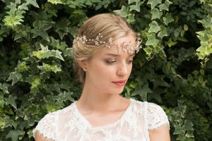 Ivory and Co Cinnamon Rose Hairvine