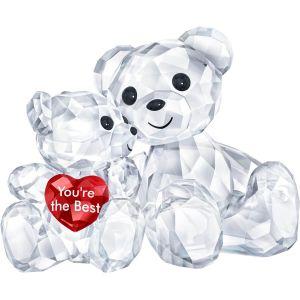 Swarovski Crystal Kris Bear - You're The Best