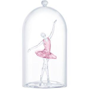 Swarovski Crystal Ballerina Under Bell Jar 5428649