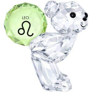 Swarovski Crystal Kris Bear - Leo