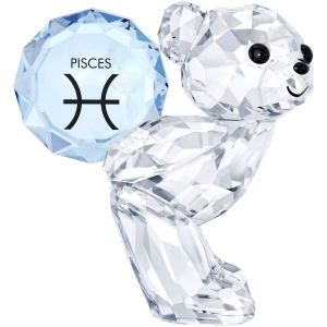 Swarovski Crystal Kris Bear - Pisces 5396294
