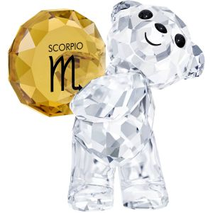 Swarovski Crystal Kris Bear - Scorpio 5396286