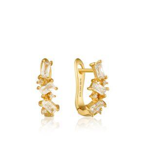 Ania Haie Glow Cluster Ear Jackets, Gold E018-13G