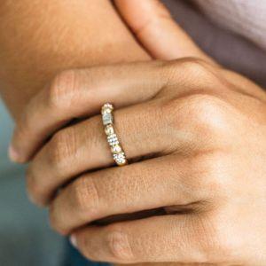 Annie Haak Frankie's Gold Ring