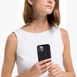 Swarovski Glam Rock Smartphone Case, iPhone 11 Pro, Black