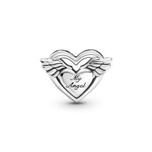 Pandora Angel Wings and Mum Charm - 799367C00