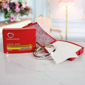 Connoisseurs Jewellery Beauty Wipes 776
