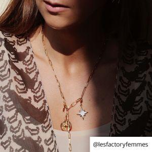 Thomas Sabo Silver Charm Necklace X0254-001-21