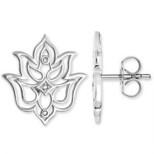 Thomas Sabo 'Lotus Flower' Ear Studs