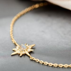 Ania Haie Gold Midnight Star Bracelet B026-01G