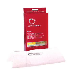 Connoisseurs Ultrasoft Gold and Platinum Jewellery Polishing Cloth