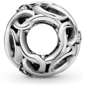 Pandora Openwork Woven Infinity Charm - 798824C01