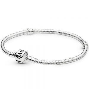 Pandora Moments Snake Chain Bracelet 590702HV