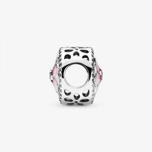 Pandora Pink Magnolia Flower Charm - 792085PCZ