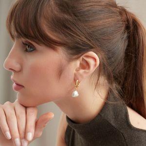 Shyla London Rochelle Pearl Earrings