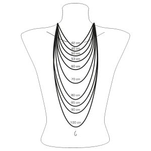 Thomas Sabo Charm Necklace 70cm - X0268-001-21