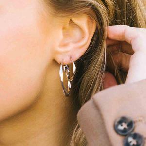 Sif Jakobs Cetara Pianura Piccolo Earrings - Sterling Silver SJ-E3004