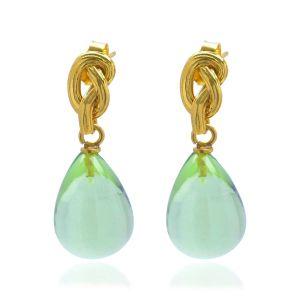 Shyla London Synthea Earrings - Turquoise