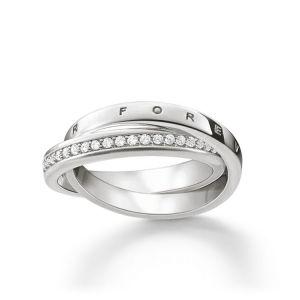 Thomas Sabo 'Together Forever' Ring