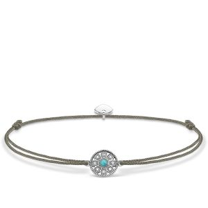 Thomas Sabo Little Secret Ethno Anklet - LSAK002-378-5