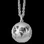 byBiehl Beautiful World Silver Locket 3-1603-R