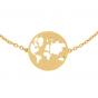 byBiehl Beautiful World Gold Bracelet 2-1601-GP