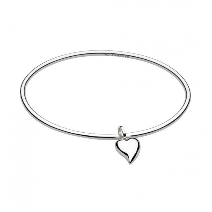 dcd080b3675777 Kit Heath Lust Silver Bangle, 70FTHP017, free delivery, secure on ...