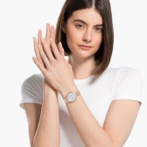 Swarovski Crystalline Chic Watch - Rose-Gold Tone 5544590