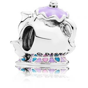 Pandora Disney, Mrs. Potts & Chip Beauty and the Beast Charm 792141ENMX