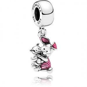Pandora Disney Piglet Winnie the Pooh Dangle Charm-792134en117