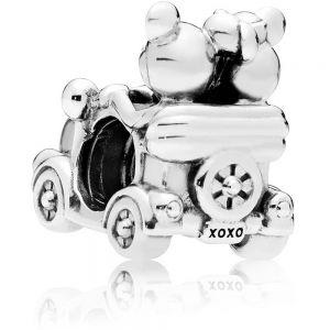 Pandora Disney, Minnie Mouse & Mickey Mouse Car Charm 797174