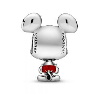 Pandora Disney Mickey Mouse Red Trousers Charm 798905C01
