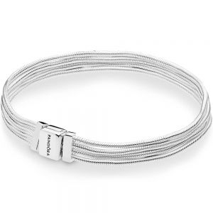 Pandora Reflexions Multi Snake Chain Bracelet 597943