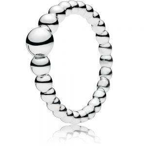 Pandora String of Beads Ring 197536