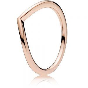 Pandora Polished Wishbone Ring 186314