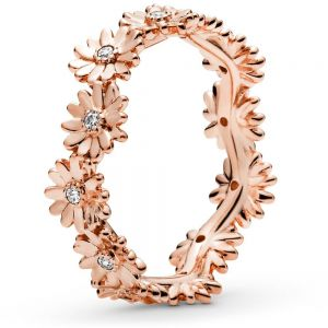 Pandora Sparkling Daisy Flower Crown Ring 188799C01