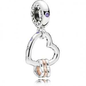 Pandora Heart Full of Hearts Dangle Charm